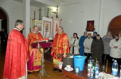 Святкування ювілею відродження УАПЦ в Харкові (фото)