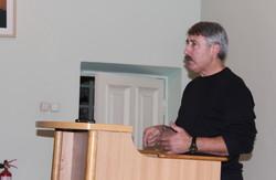 Кандидат на голову НСПУ Михайло Сидоржевський познайомив спілчан зі своєю програмою