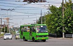 Через терористичну загрозу в Харкові пропонують обладнати маршрутки відеокамерами.