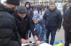Хто не скаче, той замерзне: недільний Університет на площі Свободи