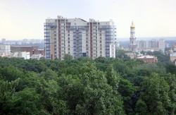 У Харківській області стали менше будувати