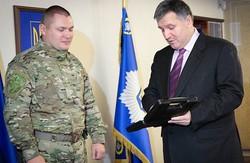 У Харкові нагородили за мужність бійців, які повернулися із зони АТО (фото, відео)