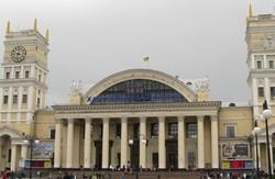 Вокзал в Харкові замінований?