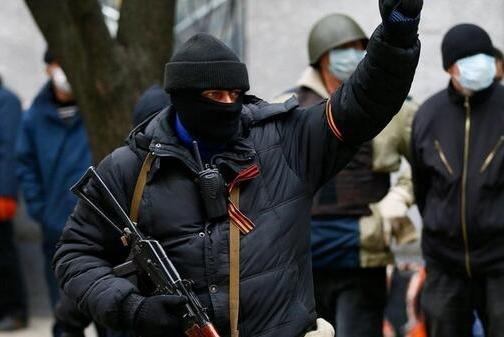 """Путінські бандити з """"ДНР"""" йдуть з сіл лінією протистояння"""