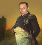 Український режисер про Путіна: приклад Наполеона весь час стоїть у нього перед очима