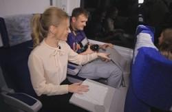 Інспектор Фреймут у Харкові. Перевірка поїздів залізниці, кав'ярень та ресторанів (ФОТО,ВІДЕО)