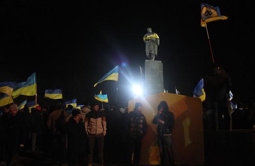 Харківському Євромайдану - рік