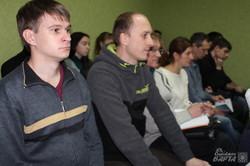 Надія Корабльова прочитала лекцію про українську ідентичність