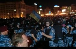 У річницю побиття студентів харків'яни молитимуться за Україну