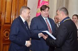 Регбісти «Олімпу» отримали обласні нагороди (ФОТО)