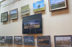 В «Мистецтві Слобожанщини» відкрилася виставка, присвячена ювілею Зінаїди Серебрякової (фото)