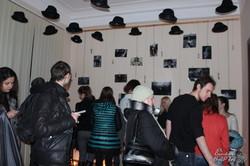 В університеті відкрилася сюрреалістична виставка Карла Росмана (фото)