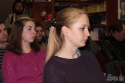 В книгарні «Є» презентували україномовну автобіографію Мандели (фото)