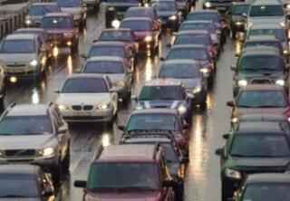 24 грудня в місті зупиняться всі автівки