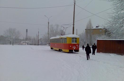 У Харкові трамваї та тролейбуси знову ідуть за своїм маршрутом