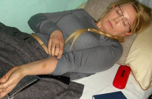 У Харкові судитимуть тюремників Ю. Тимошенко