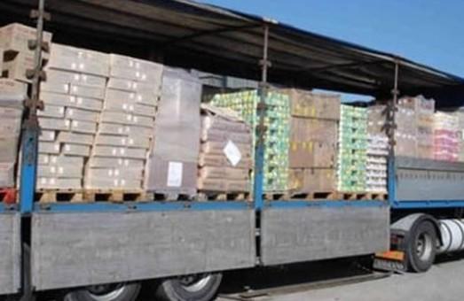 До Харкова приїде сорок вантажівок із гуманітаркою із Польщі