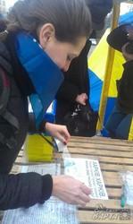 Харків'ян вчили правилам громадської безпеки (фото)
