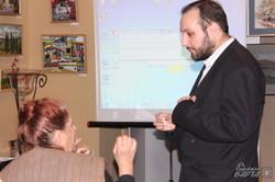 В галереї «Мистецтво Слобожанщини» відбувся вечір пам'яті Катерини Серебрякової (фото)