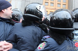 Харків'яни влаштували пікет під стінами Міськради