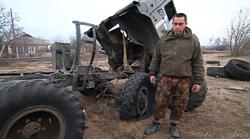 Кримське. Могильник військової техніки