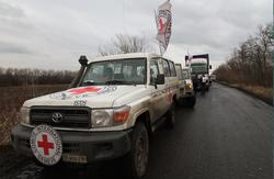"""Гуманітарка від """"Червоного Хреста"""". На Луганщину пішли нові конвої"""