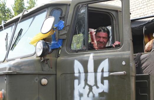 Проїзд на Луганськ військові закрили на три дні