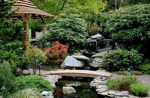 Японський садочок – краса у простоті (фото)