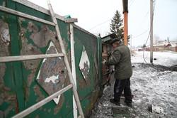 Троє поранених і зруйновані будинки. Наслідки боїв у Донецьку