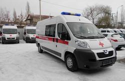 Стан двох бійців, які потрапили в аварію недалеко від Артемівська, стабільно важкий