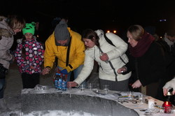 В Харкові пройшла акція солідарності з жертвами теракту