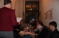 У приміщенні ХОВ ВОВ обговорили допомогу військовим та проблеми місцевого самоврядування