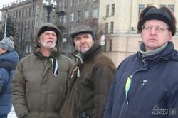 Недільне віче завершилося візитом до російського консульства (фото)