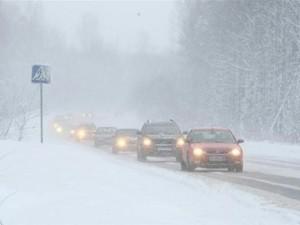 Харків замете снігом: ДАІ попереджає про загрози масових ДТП