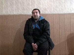 Навідник смертельного обстрілу Маріуполя свідчить в СБУ (відео)