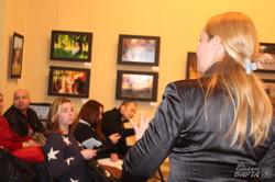 В «Мистецтві Слобожанщини» відбувся благодійний вечір поезії