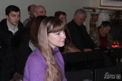 У Спілці письменників підбили підсумки конкурсу імені Тетяни Шамрай (фото)