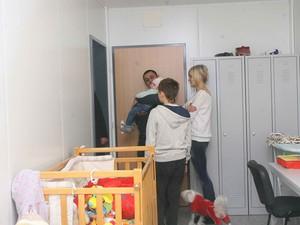 Скільки платять переселенці за проживання в модульних будиночках в Харкові