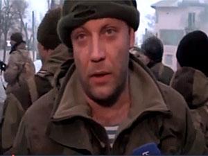 """Главу """"ДНР"""" трохи не убили в прямому ефірі (відео)"""