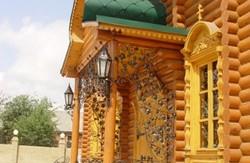 Храм Святої Рівноапостольної Марії-Магдалини при Свято-Вознесенському Храмі в Харкові (Липовий гай) (фото)