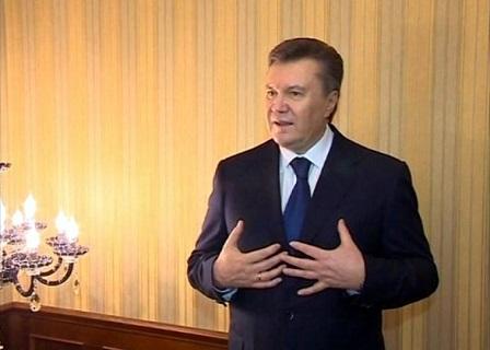 Колишнього главу держави Януковича позбавили звання президента