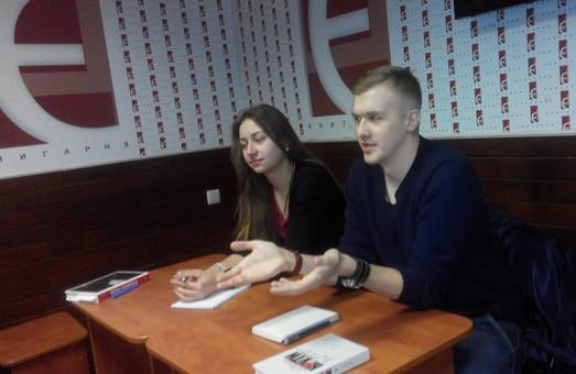 В книгарні «Є» відбулася перша зустріч літературного клубу
