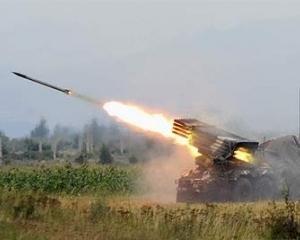 Населені пункти Луганщини піддалися бомбардуванню
