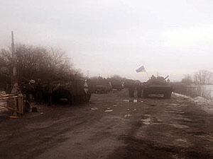 """За """"дорогу життя"""" Артемівськ-Дебальцеве йде жорстка боротьба (фото)"""