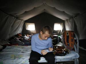 Волонтери: Потік переселенців в Харкові збільшився в два рази