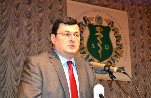 Міністр охорони здоров'я розповів в Харкові про медичну реформу