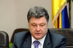 Порошенко наказав, щоб припинили вогонь на Донбасі (відео)