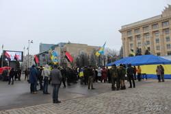 На недільному вічі освідчувалися в любові до України (фото)