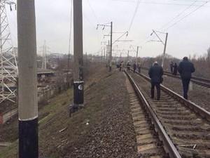 Вибух під Харковом: пошкоджена залізнична підстанція (фото)