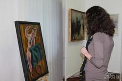 В Художньому музеї стартувала виставка «Вибране часом» (фото)